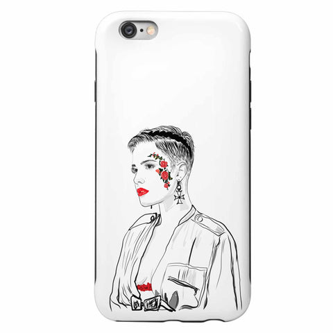 Halsey Apple IPhone 4 5 5s 6 6s Plus Galaxy Case