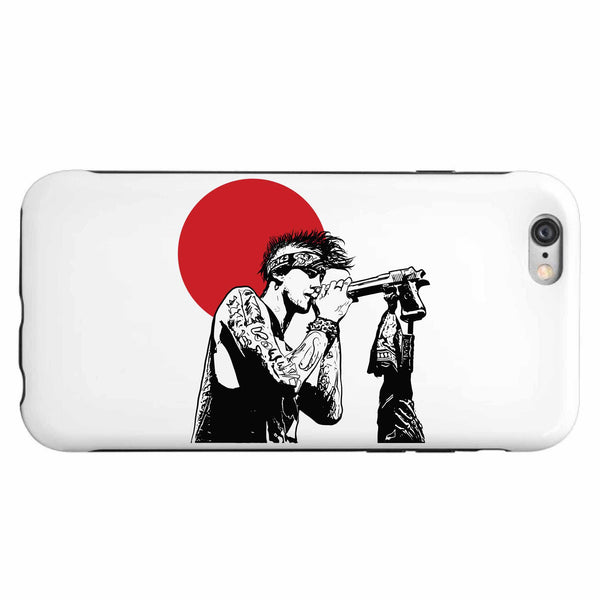 Machine Gun Kelly MGK Apple IPhone 4 5 5s 6 6s Plus Galaxy Case // Babes & Gents // www.babesngents.com