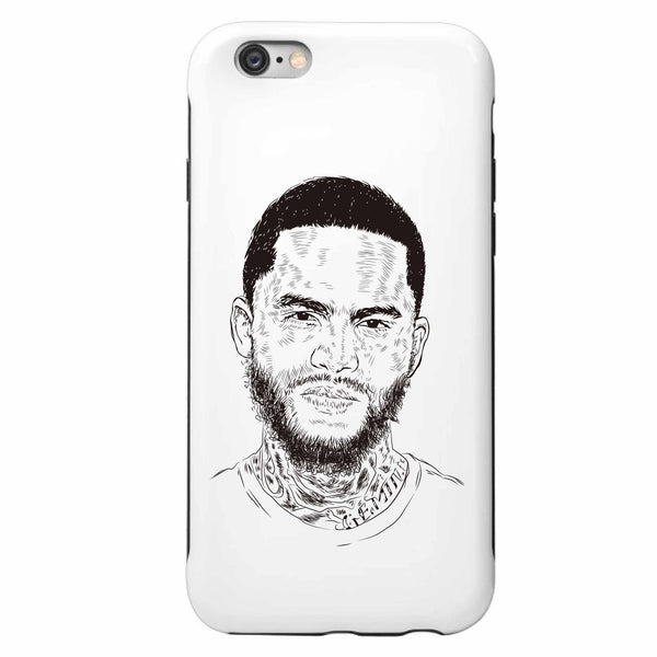 Dave East Apple IPhone 4 5 5s 6 6s Plus Galaxy Case  // Babes & Gents // www.babesngents.com
