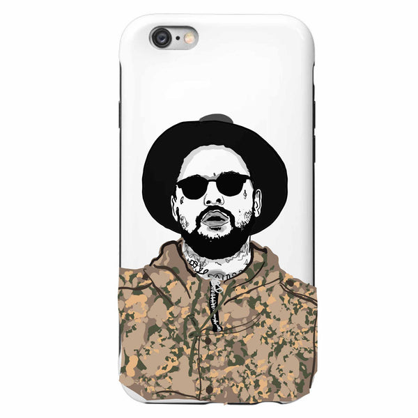 ScHoolboy Q Apple IPhone 4 5 5s 6 6s Plus Galaxy Case // Babes & Gents // www.babesngents.com