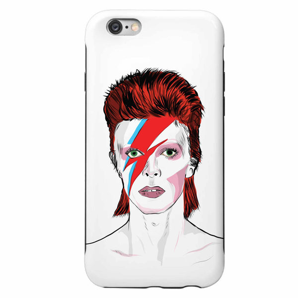 David Bowie Apple IPhone 4 5 5s 6 6s Plus Galaxy Case // Babes & Gents // www.babesngents.com