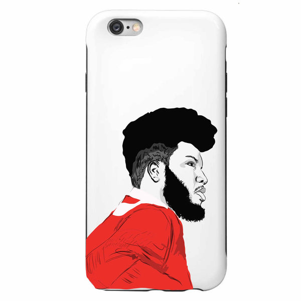 Khalid Apple IPhone 4 5 5s 6 6s Plus Galaxy Case // Babes & Gents // www.babesngents.com