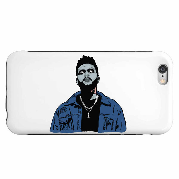 The Weeknd Apple IPhone 4 5 5s 6 6s Plus Galaxy Case  // Babes & Gents // www.babesngents.com