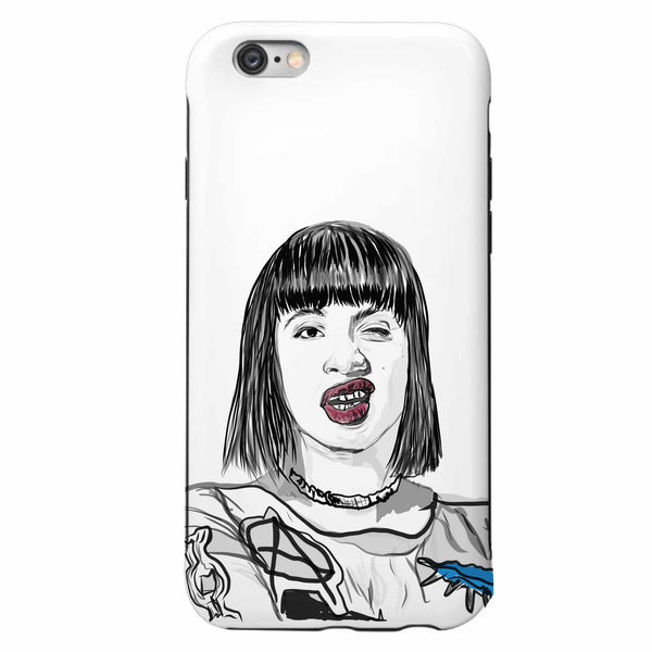Cardi B Apple IPhone 4 5 5s 6 6s Plus Galaxy Case // Babes & Gents // www.babesngents.com