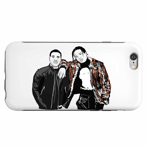 ASAP Rocky and ASAP Ferg A$AP Apple IPhone 4 5 5s 6 6s Plus Galaxy Case