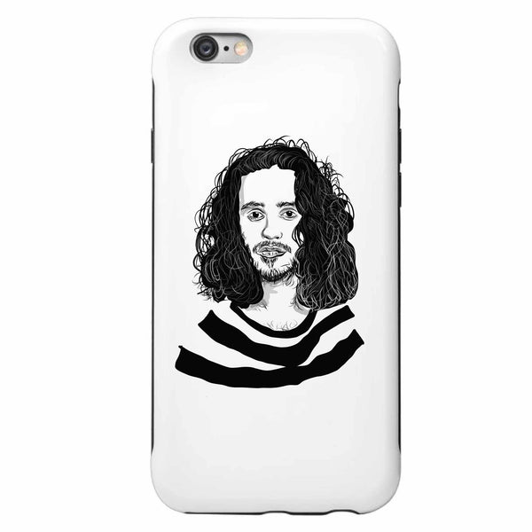 Russ Apple IPhone 4 5 5s 6 6s Plus Galaxy Case // Babes & Gents // www.babesngents.com