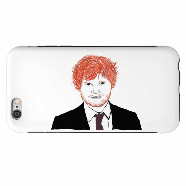 Ed Sheeran Apple IPhone 4 5 5s 6 6s Plus Galaxy Case // Babes & Gents // www.babesngents.com