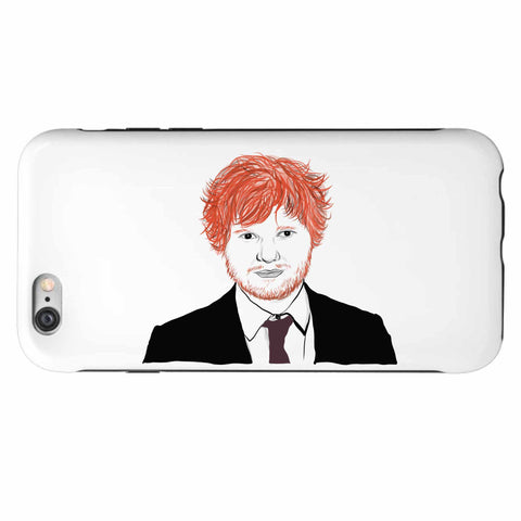 Ed Sheeran Apple IPhone 4 5 5s 6 6s Plus Galaxy Case