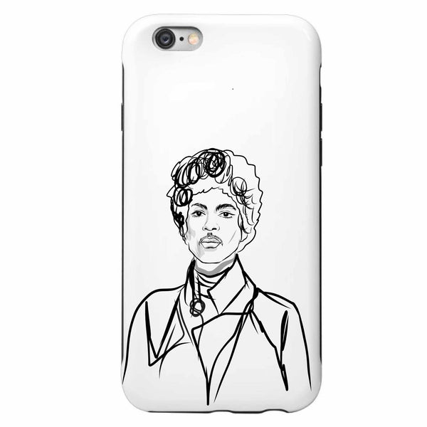 Prince Purple Rain Apple IPhone 4 5 5s 6 6s Plus Galaxy Case // Babes & Gents // www.babesngents.com