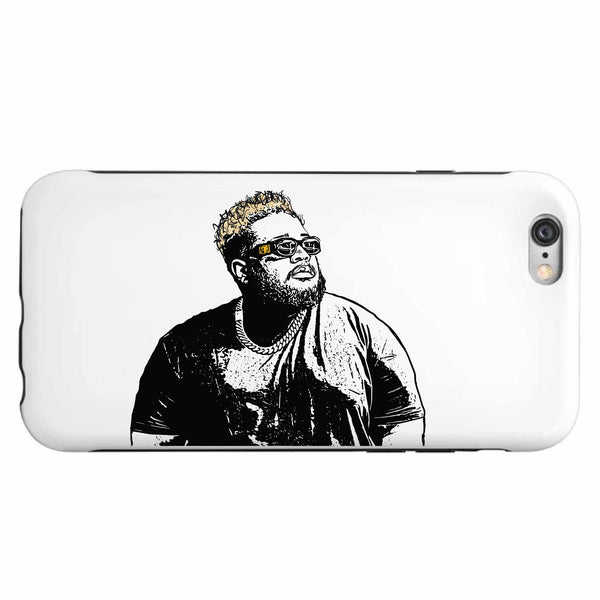 DJ Carnage Apple IPhone 4 5 5s 6 6s Plus Galaxy Case // Babes & Gents // www.babesngents.com