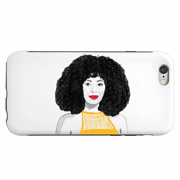 Solange Apple IPhone 4 5 5s 6 6s Plus Galaxy Case // Babes & Gents // www.babesngents.com