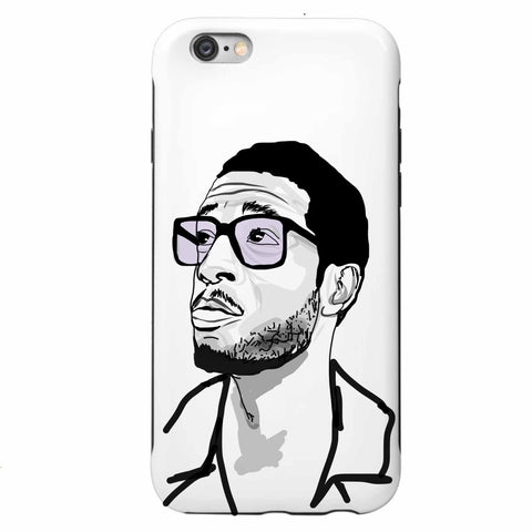 Kid Cudi 2 Apple IPhone 4 5 5s 6 6s Plus Galaxy Case