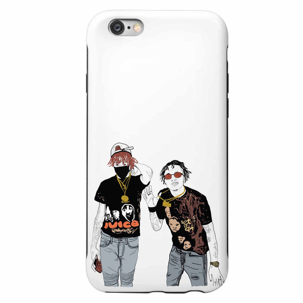 Famous Dex and Rich the Kid Apple IPhone 4 5 5s 6 6s Plus Galaxy Case // Babes & Gents // www.babesngents.com