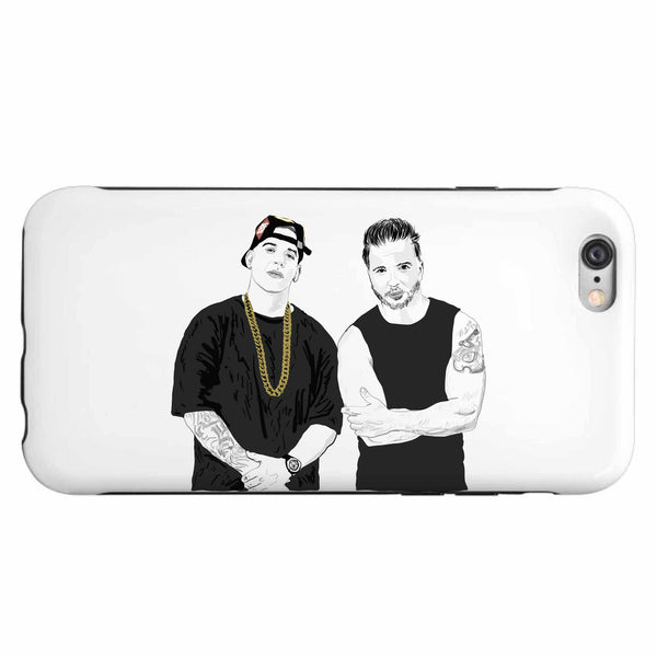 Luis Fonsi and Daddy Yankee Despacito Apple IPhone 4 5 5s 6 6s Plus Galaxy Case // Babes & Gents // www.babesngents.com