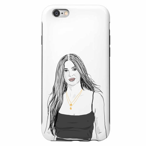 Kim Kardashian Apple IPhone 4 5 5s 6 6s Plus Galaxy Case