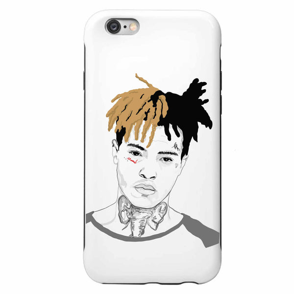 XXXtentacion Apple IPhone 4 5 5s 6 6s Plus Galaxy Case // Babes & Gents // www.babesngents.com