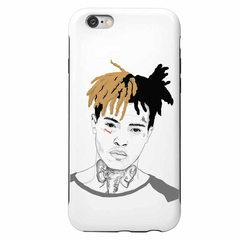 XXXtentacion Apple IPhone 4 5 5s 6 6s Plus Galaxy Case