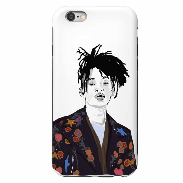 Jaden Smith Apple IPhone 4 5 5s 6 6s Plus Galaxy Case // Babes & Gents // www.babesngents.com