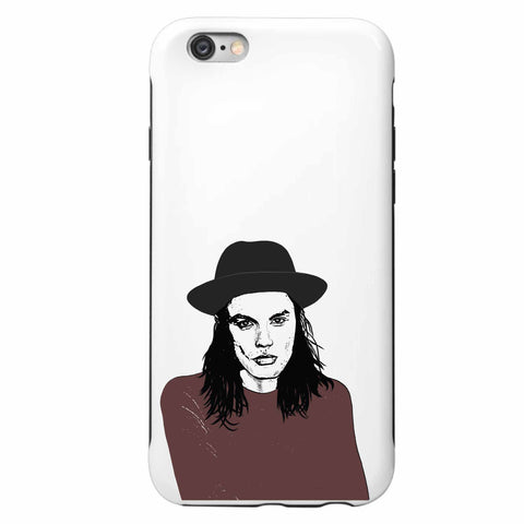 James Bay Apple IPhone 4 5 5s 6 6s Plus Case