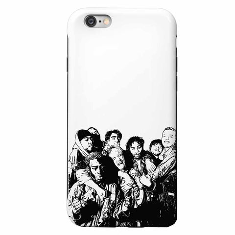 Brockhampton Apple IPhone Case