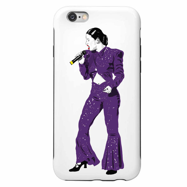 Selena Apple IPhone 4 5 5s 6 6s Plus Galaxy Case // Babes & Gents // www.babesngents.com