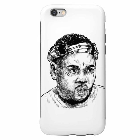 Kevin Gates BWA Apple IPhone 4 5 5s 6 6s Plus Galaxy Case