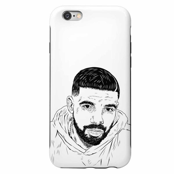 Drake 6 god Apple IPhone 4 5 5s 6 6s Plus Galaxy Case // Babes & Gents // www.babesngents.com