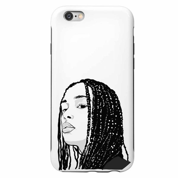 Jorja Smith Apple IPhone 4 5 5s 6 6s Plus Galaxy Case // Babes & Gents // www.babesngents.com