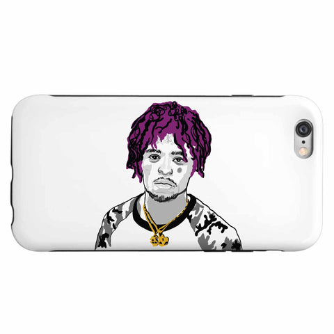 Lil Uzi Vert Color Apple IPhone 4 5 5s 6 6s Plus Galaxy Case