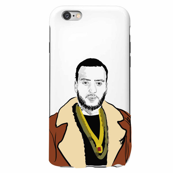 French Montana Apple IPhone 4 5 5s 6 6s Plus Galaxy Case // Babes & Gents // www.babesngents.com