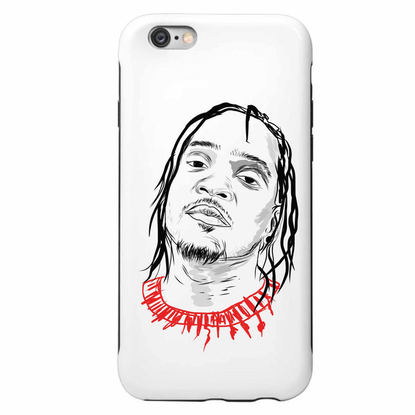 Pusha T Apple IPhone 4 5 5s 6 6s Plus Galaxy Case // Babes & Gents // www.babesngents.com