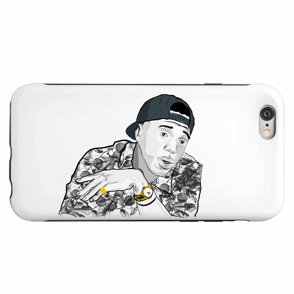 Curren$y Apple IPhone Case  // Babes & Gents // www.babesngents.com
