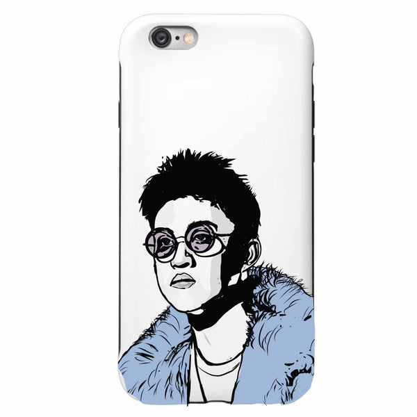 Rich Chigga Rich Brian Apple IPhone Case  // Babes & Gents // www.babesngents.com