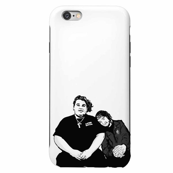 Pouya Fat Nick Apple IPhone Case  // Babes & Gents // www.babesngents.com