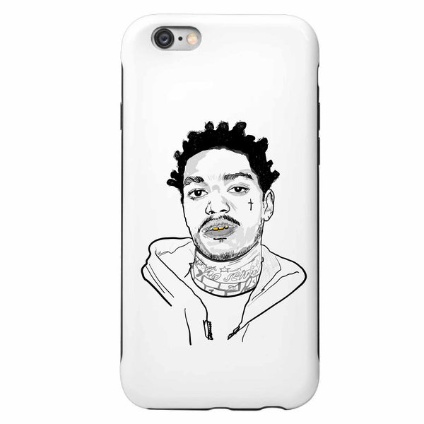 Kodak Black 2 Apple IPhone 4 5 5s 6 6s Plus Galaxy Case // Babes & Gents // www.babesngents.com