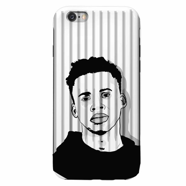 Tay-k Apple IPhone Case  // Babes & Gents // www.babesngents.com