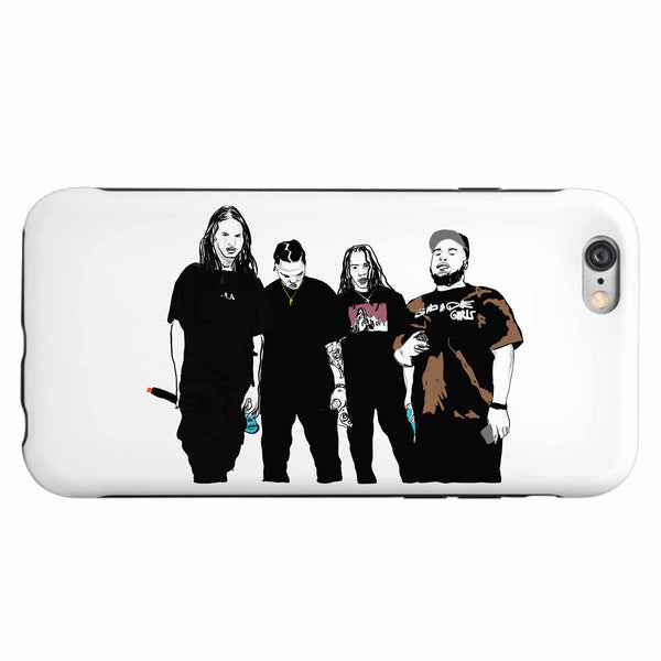 Seshollowaterboyz Apple IPhone 4 5 5s 6 6s Plus Galaxy Case // Babes & Gents // www.babesngents.com