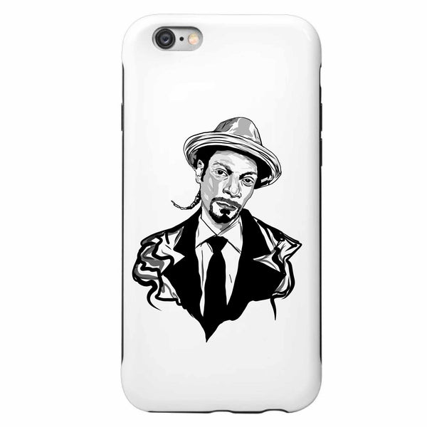 Snoop Dogg Apple IPhone 4 5 5s 6 6s Plus Galaxy Case // Babes & Gents // www.babesngents.com