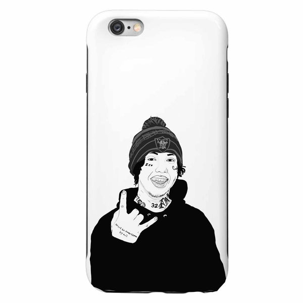 Lil Xan Diego Apple IPhone Case  // Babes & Gents // www.babesngents.com