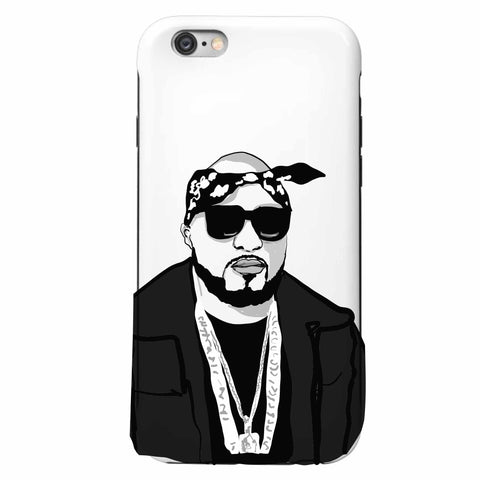 Young Jeezy Apple IPhone 4 5 5s 6 6s Plus Galaxy Case