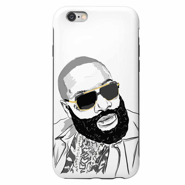 Rick Ross Apple IPhone 4 5 5s 6 6s Plus Galaxy Case // Babes & Gents // www.babesngents.com