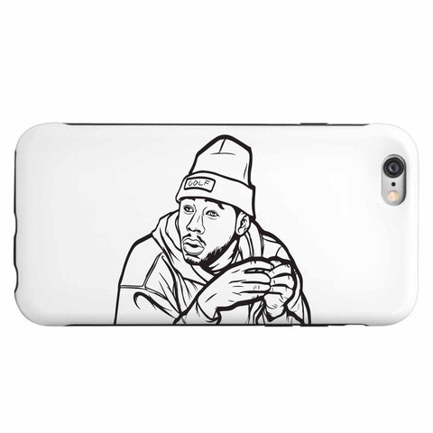 Tyler The Creator Golf Apple IPhone 4 5 5s 6 6s Plus Galaxy Case