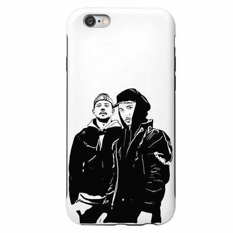 Majid Jordan Apple IPhone 4 5 5s 6 6s Plus Galaxy Case