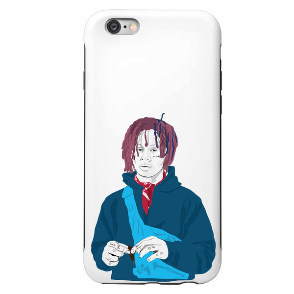 Trippie Redd Apple IPhone 4 5 5s 6 6s Plus Galaxy Case // Babes & Gents // www.babesngents.com