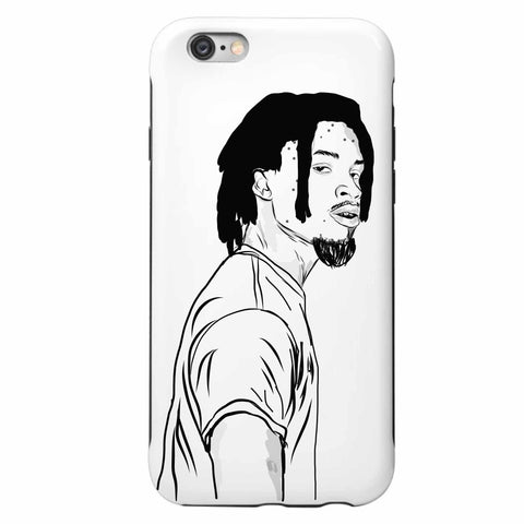 Denzel Curry Apple IPhone 4 5 5s 6 6s Plus Galaxy Case