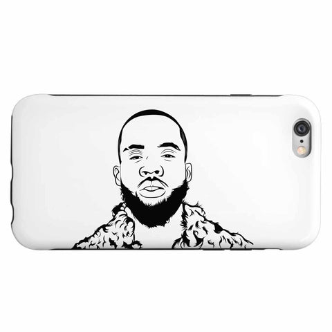 Tory Lanez I Told You Say Apple IPhone 4 5 5s 6 6s Plus Galaxy Case