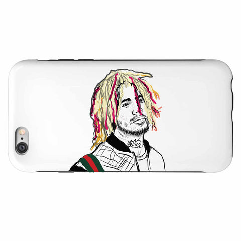 Lil Pump Apple IPhone 4 5 5s 6 6s Plus Galaxy Case