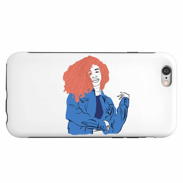 SZA Apple IPhone 4 5 5s 6 6s Plus Galaxy Case // Babes & Gents // www.babesngents.com