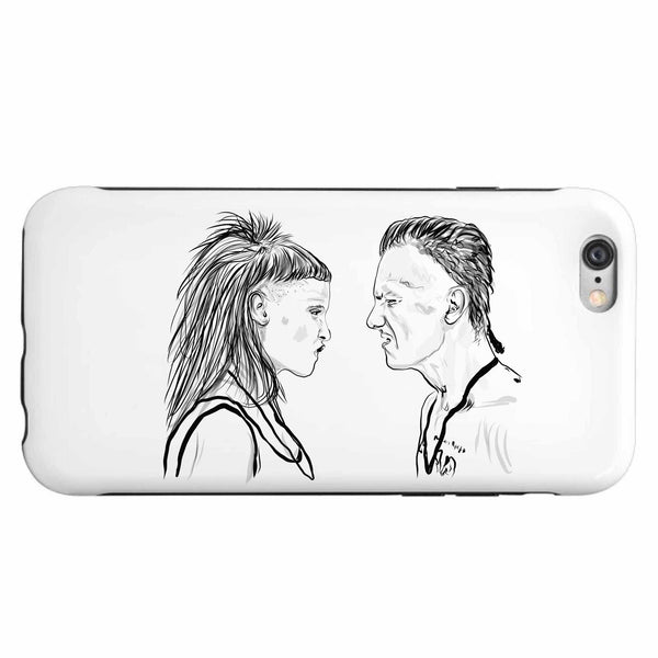 Die Antwoord Apple IPhone 4 5 5s 6 6s Plus Galaxy Case // Babes & Gents // www.babesngents.com