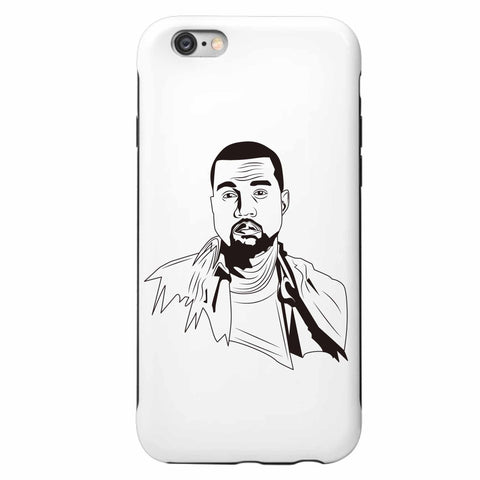 Kanye West Yeezy Apple IPhone 4 5 5s 6 6s Plus Galaxy Case // swish yeezus tour allday